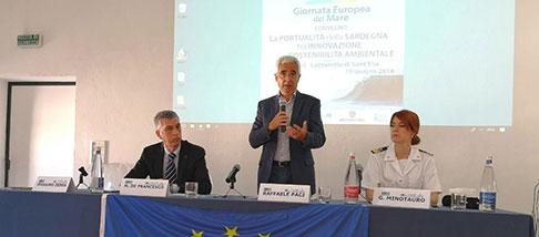 Raffaele Paci alla Giornata europea del mare: «Il mare ci offre grandi opportunità e con le nostre politiche di Giunta stiamo cercando di utilizzarle tutte al meglio e al massimo».
