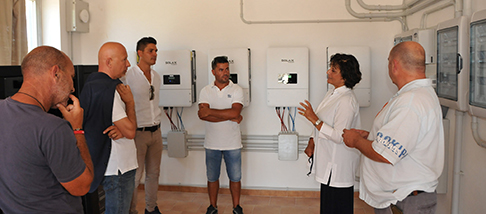Sono 96 i Comuni sardi che hanno partecipato ed ottenuto i finanziamenti previsti dal bando per lo sviluppo di progetti sperimentali di reti intelligenti in ambito energetico.