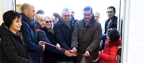 Pigliaru Arru Gavoi inaugurazione casa salute