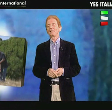 Cover Yes Italia Barbagia mp4 [h264] [360x360]