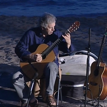 Cover Musica sulle Bocche : Ralph Towner MP4 [h264] [360x360]
